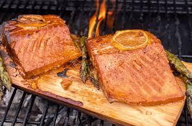 2021 06 04 Recipe Picture Cedar Planked Salmon